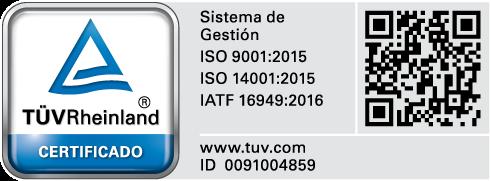 TUV-ISO-2015-Teixido