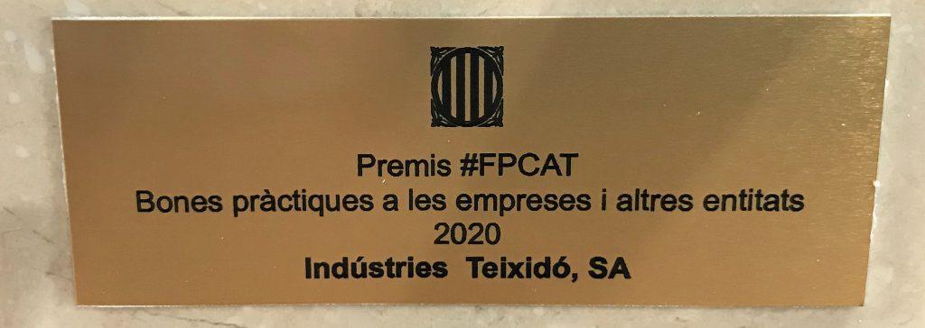 Premio FPCAT